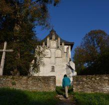 Posada Rybotycka-cerkiew najpierw prawosławna,później greckokatolicka