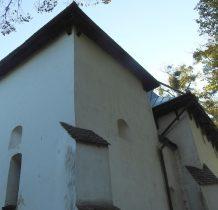 Posada Rybotycka-cerkiew remontowana w XX wieku