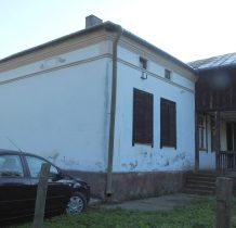 Posada Rybotycka-budynek dawnej plebani