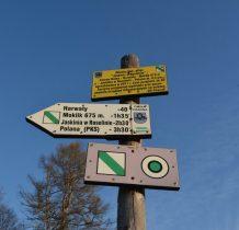 Czarna Dolna -szlaki turystyczne