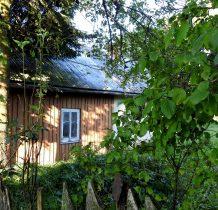 Rybotycze-zabytkowe domy