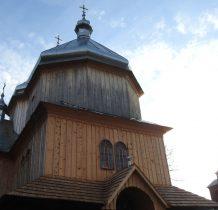 Bystre-cerkiew-pytamy po sasiedzku o klucze ale nie wiemy kto ma we wsi