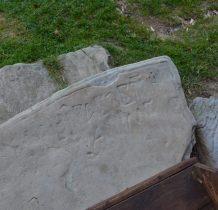 Bystre-na płycie kamiennej