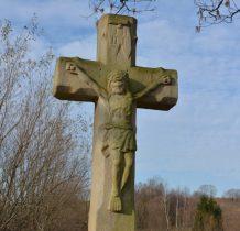 Bystre-krzyż kamienny