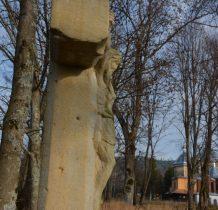 Bystre-inaczej niż zwykle cmentarz w pewnym oddaleniu od cerkwi
