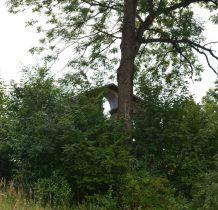 Kopysno-pozostałości dzwonnicy