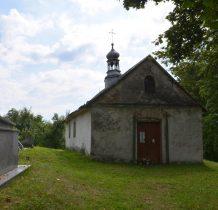Kopysno-cerkiew rozbudowano w 1923 roku
