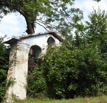 Kopysno-pozostałości dzwonnicy z 1821 roku