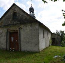 Kopysno-cerkiew obecnie nie jest używana