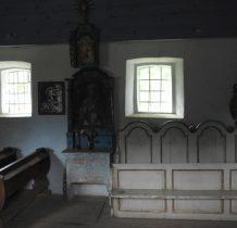 Kopysno-wnętrze cerkwi