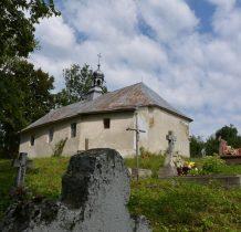 Kopysno-w cerkwi ikonostas szkoły rybotyckiej