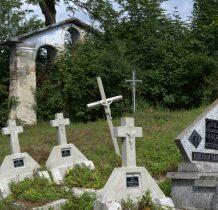 Kopysno-cmentarz przycerkiewny