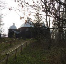 Michniowiec-cerkiew z roku 1863