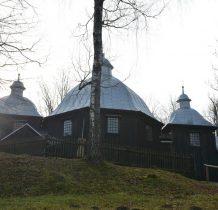 Michniowiec-cerkiew istniała już tutaj w 1557 roku