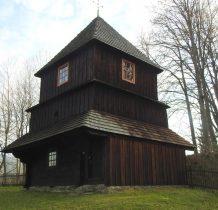Michniowiec-dzwonnica z 1904 roku