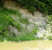 Huwniki-warstwy skalne nad Wiarem