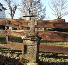 Jałowe-cmentarzyk przycerkiewny