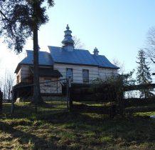 Jałowe-cerkiew gruntownie wyremontowano