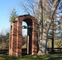 Jałowe-dzwonnica z pocz.XX wieku