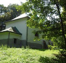 Nowe Sady-cerkiew obronna z 1665roku