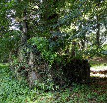 Nowe Sady-kamienny grobowiec