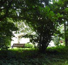 Sierakośce-brama do dawnego dworu obronnego Marcina Krasickiego