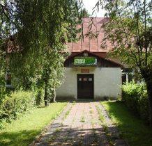 Młodowice-szkoła w zabytkowym budynku