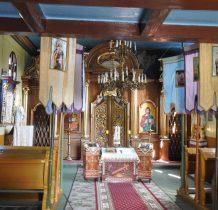 Młodowice-ikonostas z cerkwi w Huwnikach