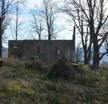 ruiny cerkwi