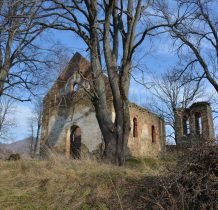 od 2012 cerkiew powoli remontowana