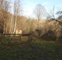 Hulskie-ruiny cerkwi z 1820 roku