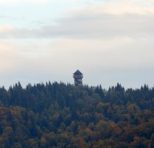 Magurka-wieża widokowa