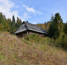 Kurnytowa Koliba-baza partyzantów w okresie II wojny światowej