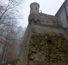 pierwsza wzmianka o zamku pochodzi z 1315 roku