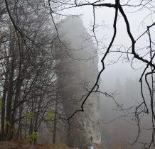 najbardziej osobliwa skała w Dolinie Pradnika