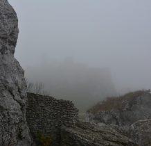 cień zamku