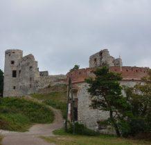 rozbudowa zamku trwała do XVII wieku
