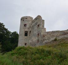 zamek otaczały winnice i ogrody