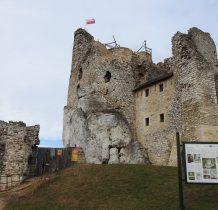 zamek w Mirowie zbudowano w XIV wieku