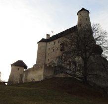 po zwiedzeniu zamku będziemy wracać do Mirowa
