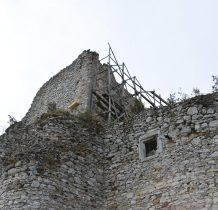w XVIII wieku zamek opuścili ostatni mieszkańcy