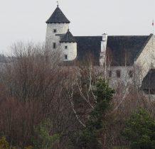 zamek w Bobolicach w przybliżeniu