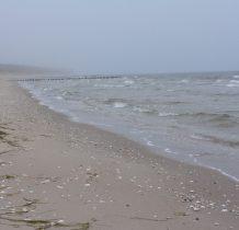 Dziwnów-spacerkiem po plaży