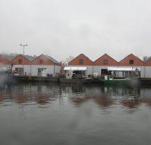 Dziwnów-domki gdzie przyjmuje się rybę