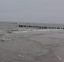 Dziwnów-na plaży