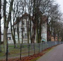 Dziwnów-zabytkowe budynki przy ul.Mickiewicza