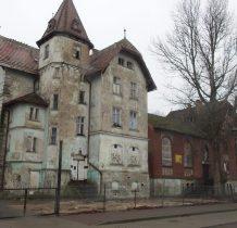 Dziwnów-pensjonaty z poczatku XIX wieku