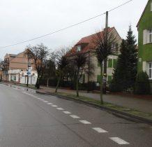 Dziwnów-na ulicach pusto