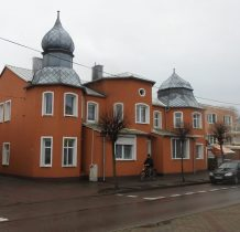 Dziwnów-zabytkowe budynki