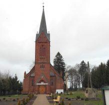 Zaczynamy nowy dzień---Gostyń-kościoł z 1847 roku